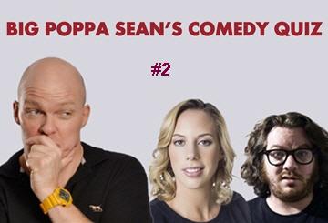 Live Comedy Quiz Show #2