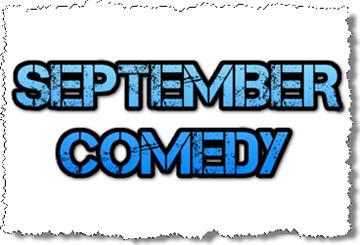 September Comedy 2017