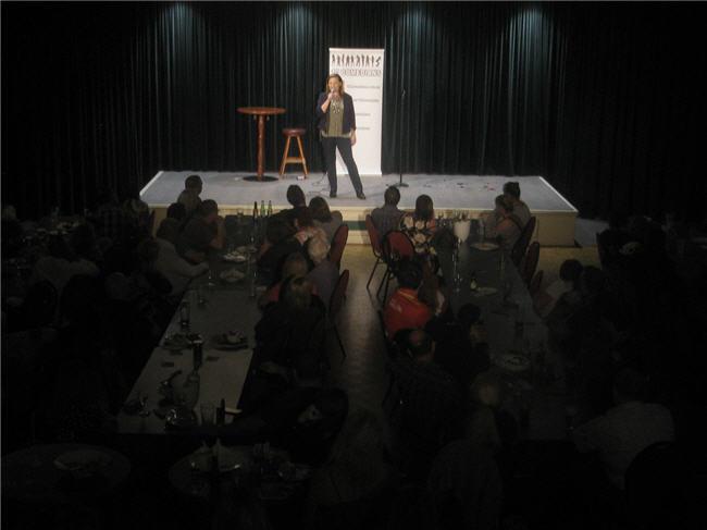 Comedy at Penrith Gaels