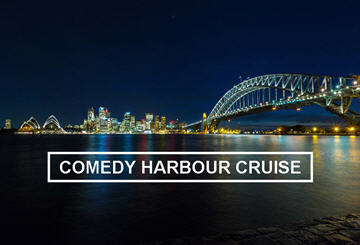 Harbour Cruise Comedy