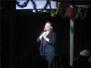 Headliner comedian Christian Van Look