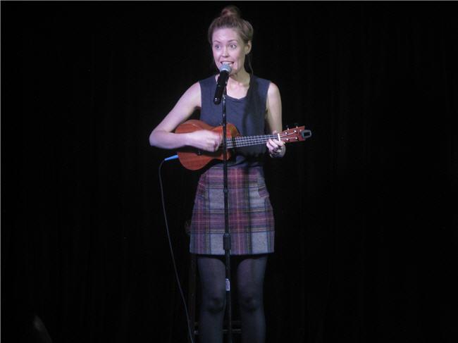Sydney Comedian Stephanie Broadbridge