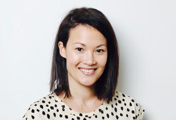 Comedian Lizzy Hoo